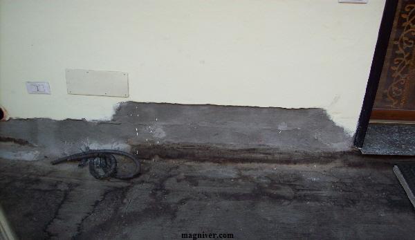Barriere chimiche contro l'umidità di risalita
